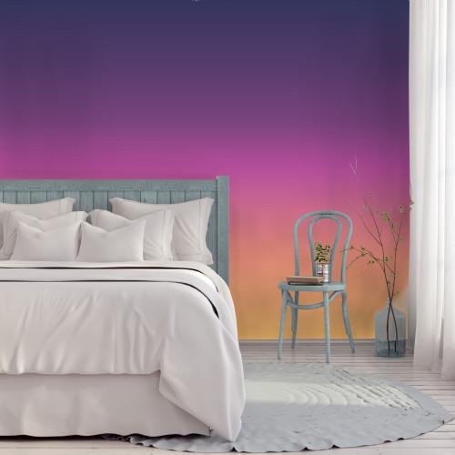 Painel Degradê Crepúsculo Blockout
