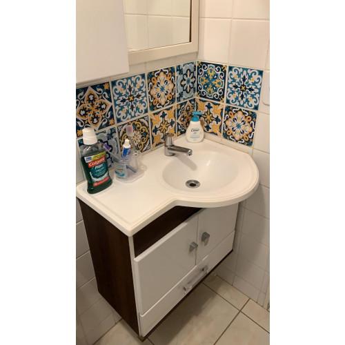 Adesivo Azulejo Nazaré