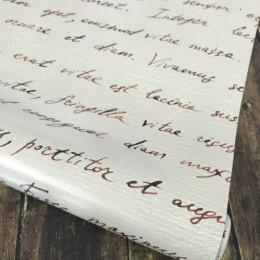 Papel de Parede Manuscrito