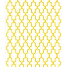 Papel de Parede Hadma Amarelo