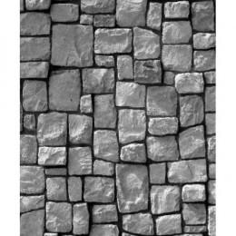 Papel de Parede Pedras em Cubos