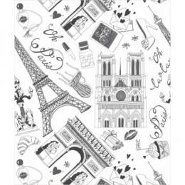 Papel de Parede Parisiense