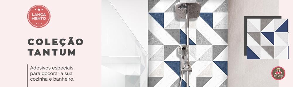 Lançamento Adesivos Laváveis para Cozinha e Banheiro