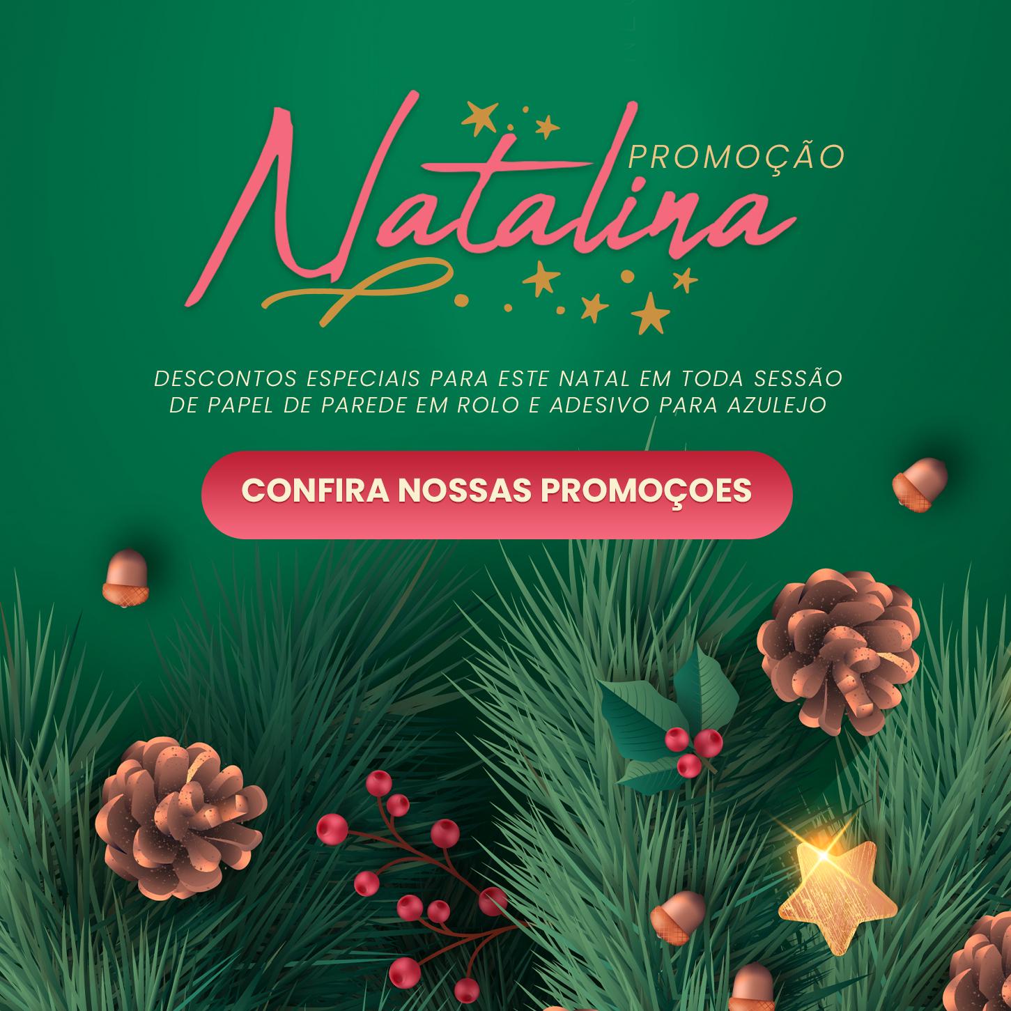 Promoção Natalina